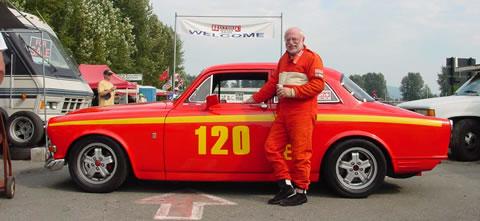 Vcbc Meeting Jim Latham And Greta Does The Dyno Volvo