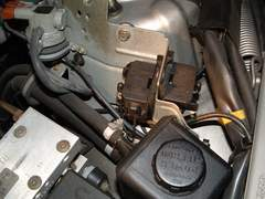 Diagnostic Interface in a 940 Turbo