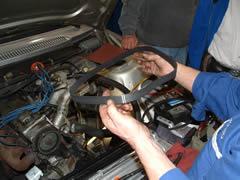 Vcbc 2005 Technical Session B21 B23 B230 Timing Belt